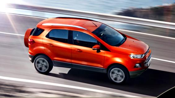 Para Ford, nada es imposible, y lo demuestra en la tecnología incorporada en sus vehículos (Foto Mundo Maipú).